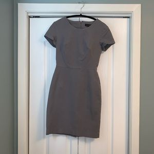 Banana Republic grey dress size 0